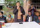 সাতক্ষীরা পৌরসভা নির্বাচনে স্বতন্ত্র মেয়র প্রার্থী নাছিম ফারুক খান মিঠুর পৃথক উঠান বৈঠক